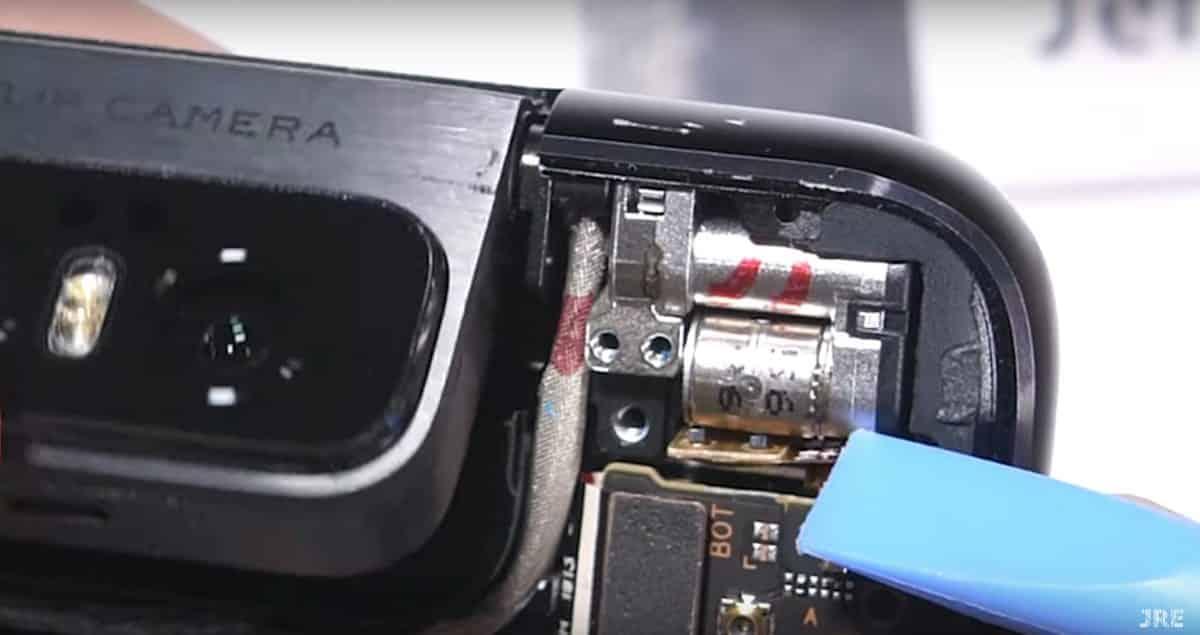 camera do Asus Zenfone 6