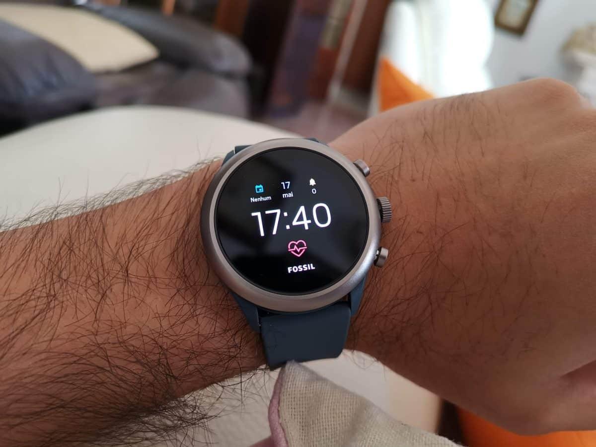 Fossil Sport, Google Pixel Watch: