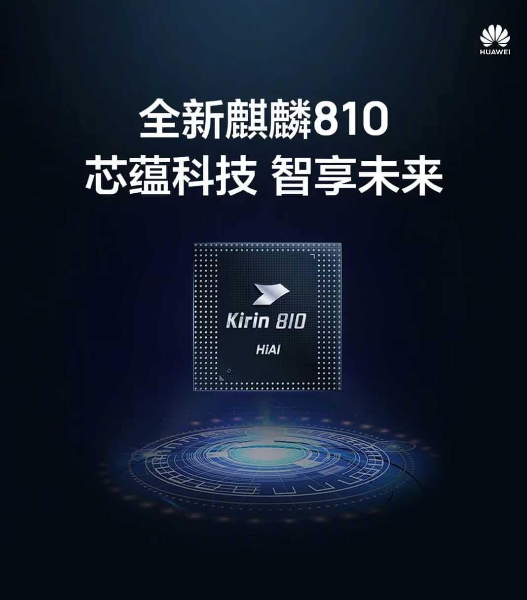 Huawei TSMC chipsets