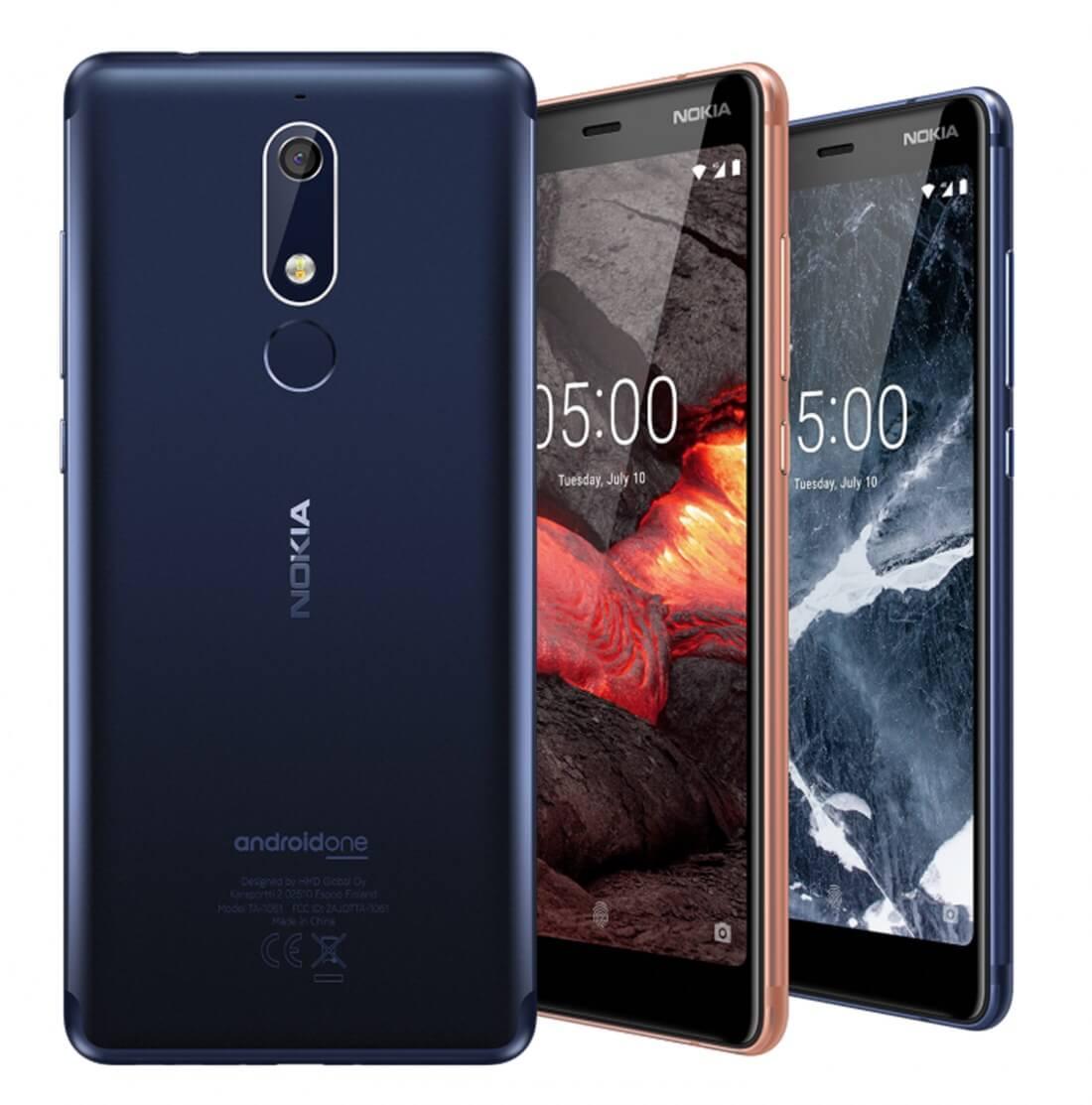 Nokia 3!