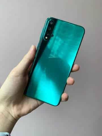 Hands-on do Huawei Nova