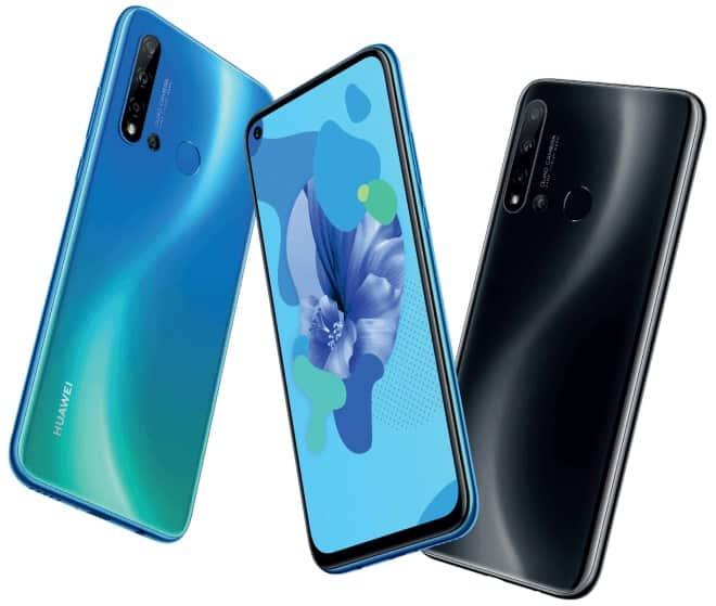Novos Huawei Nova 5