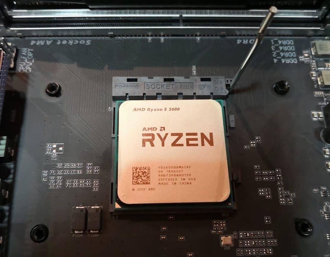 Gigabyte đang quay lại đặt cược vào hỗ trợ CPU AMD Ryzen! 2