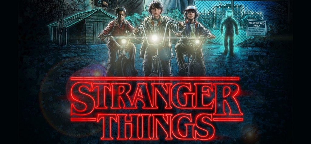 temporada Stranger Things