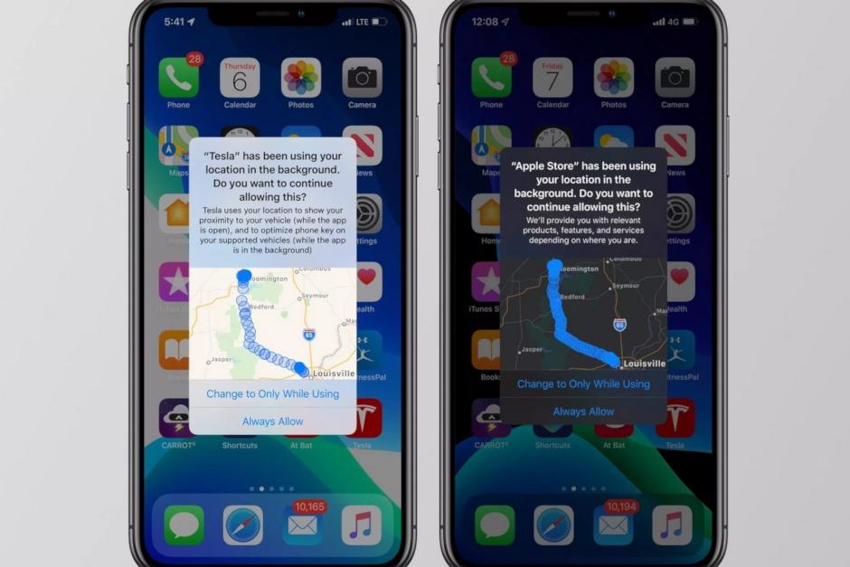 iOS 13 tem