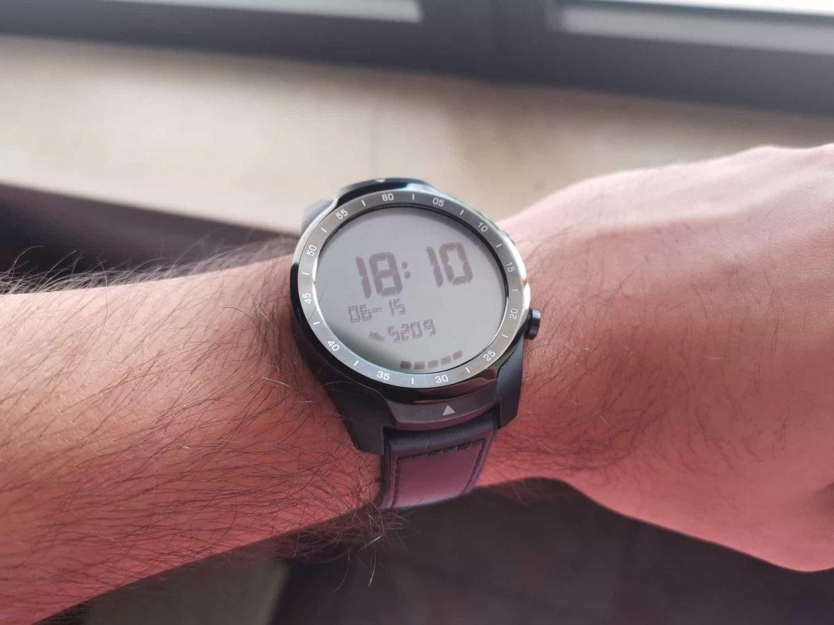 Ticwatch Pro essential