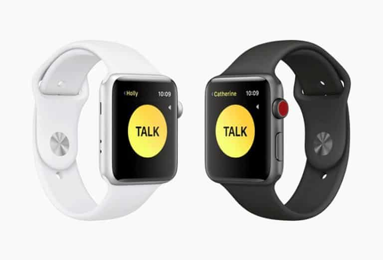 Apple corrige vulnerabilidade no Walkie-Talkie dos Watch