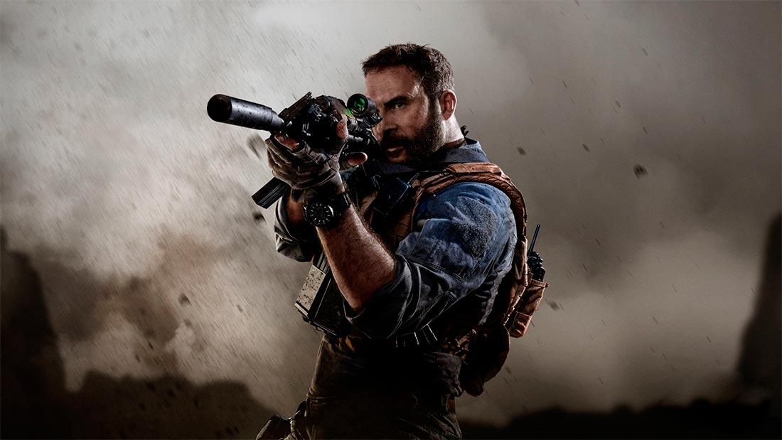 Call of Duty: Modern Warfare now occupies 200GB of space!