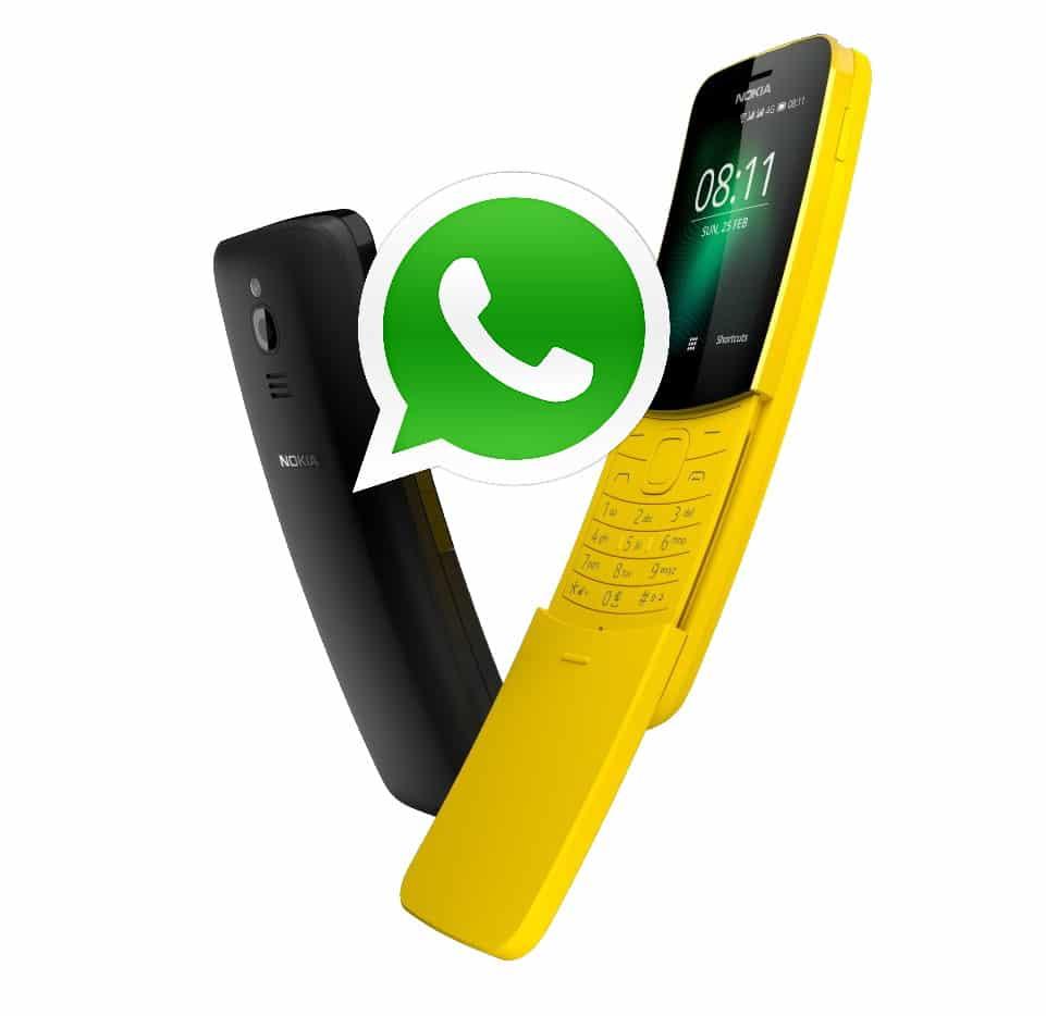 WhatsApp KaiOS