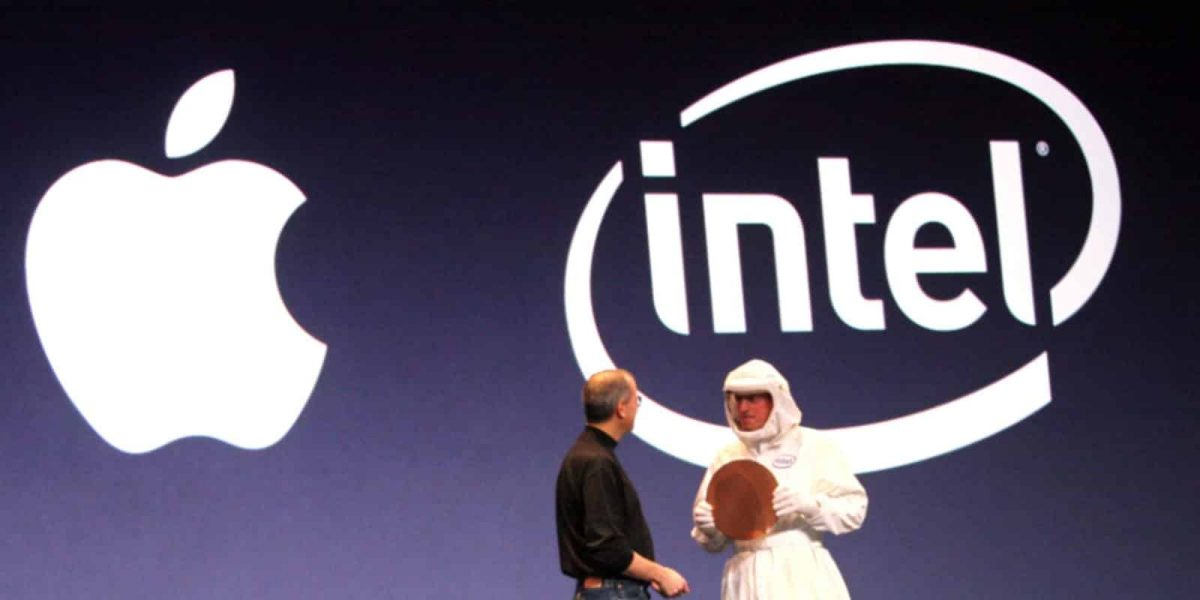 Apple abandoned Intel due to poor product quality