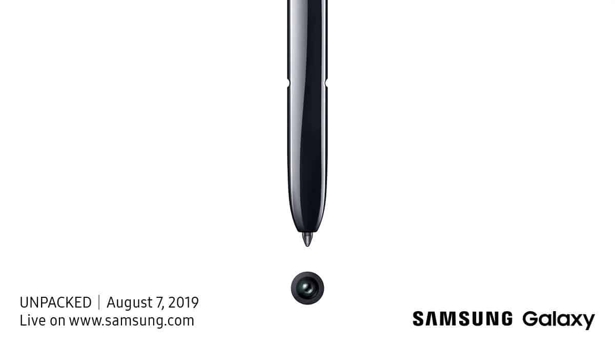Samsung Galaxy Note 10!
