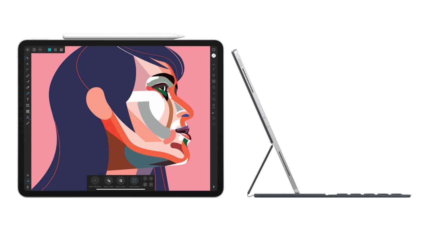 iPad dobravel