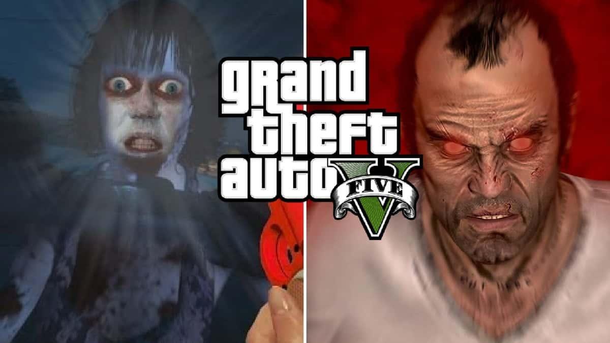 GTA 5 Zombie