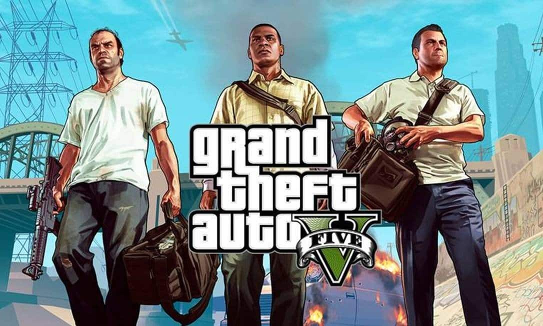 (Rumor) Grand Theft Auto 5 (GTA 5) for free tomorrow at Epic Games!