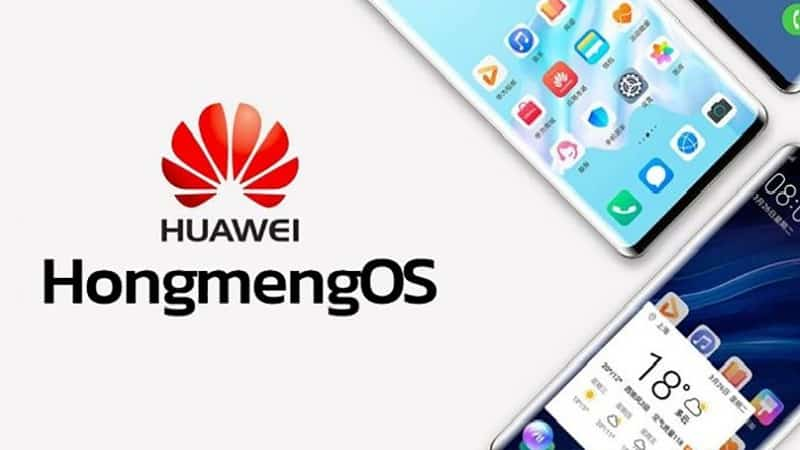 Huawei HongMeng OS: