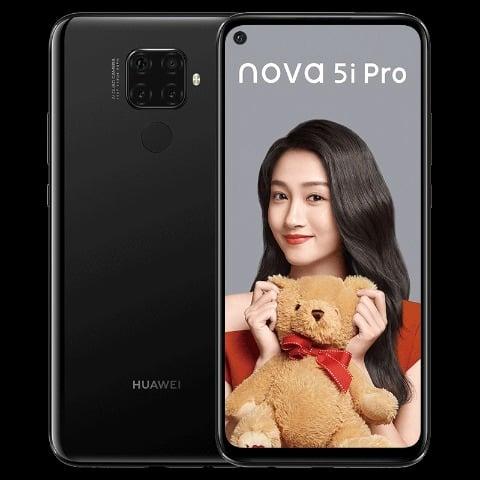 Huawei Mate 30 Lite -