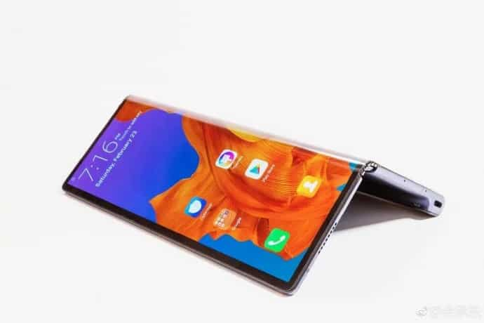 Huawei Mate X:
