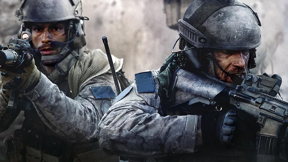 Modern Warfare Multiplayer