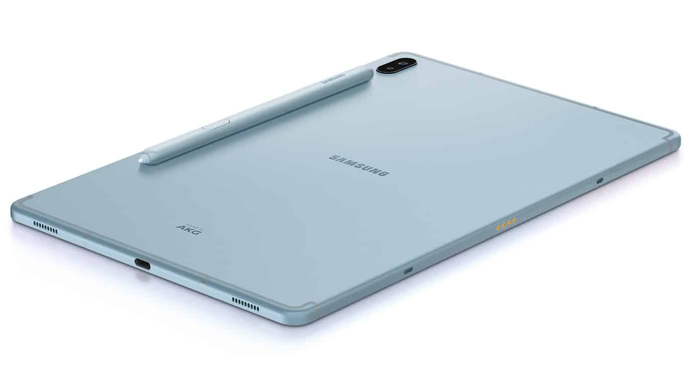 Android 11 Tab S6