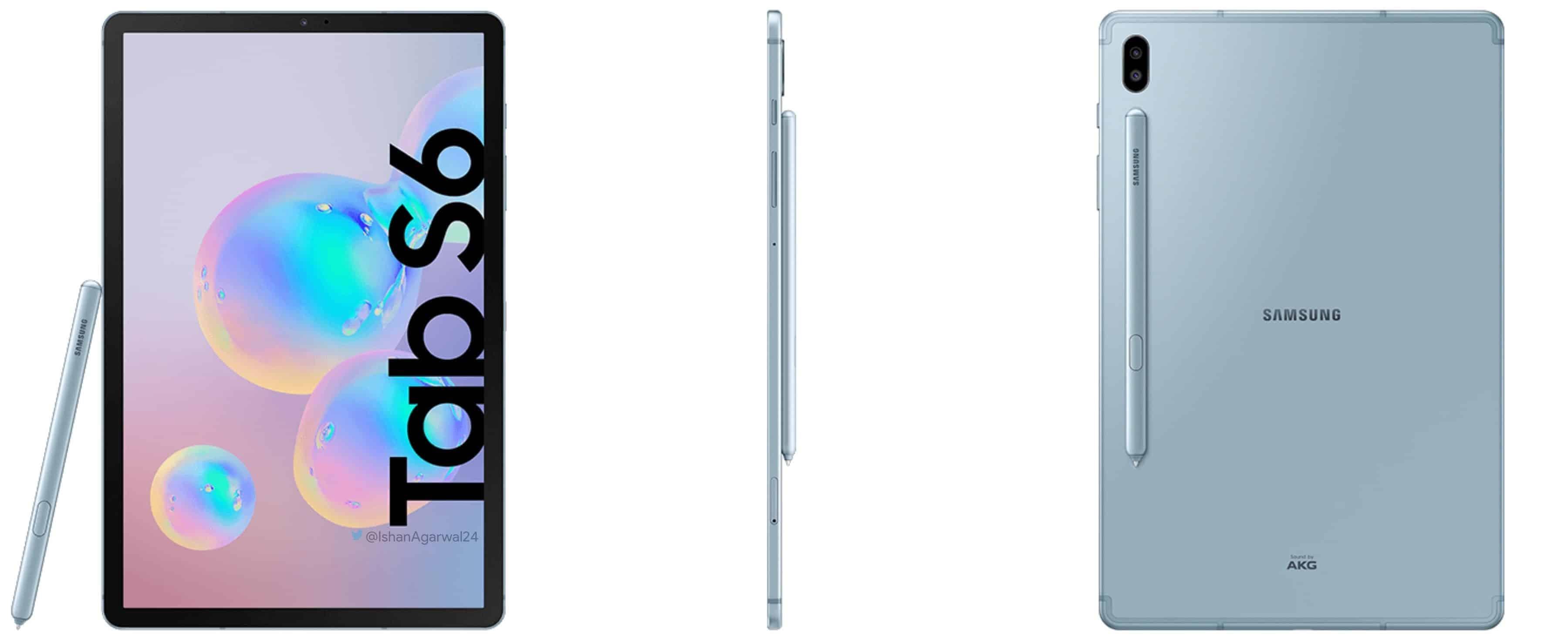 Galaxy Tab S6: