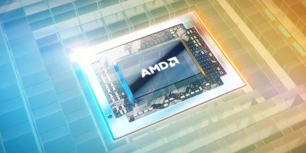 mercado da AMD