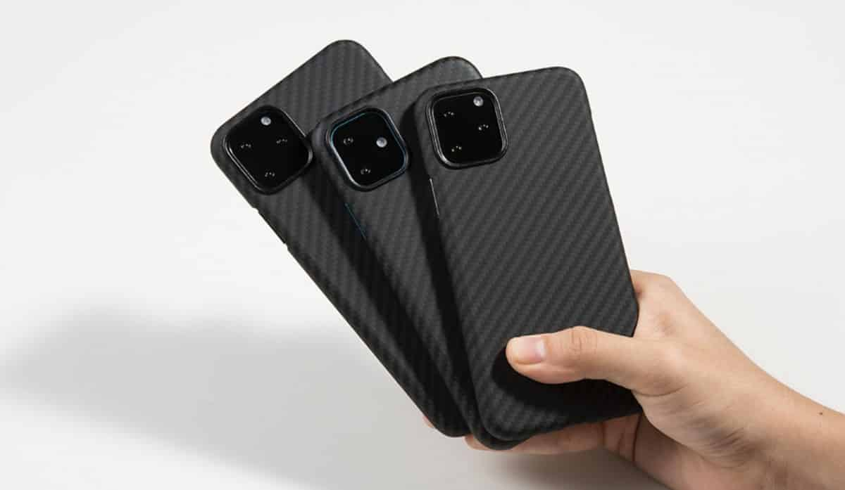Pitaka Iphone 11