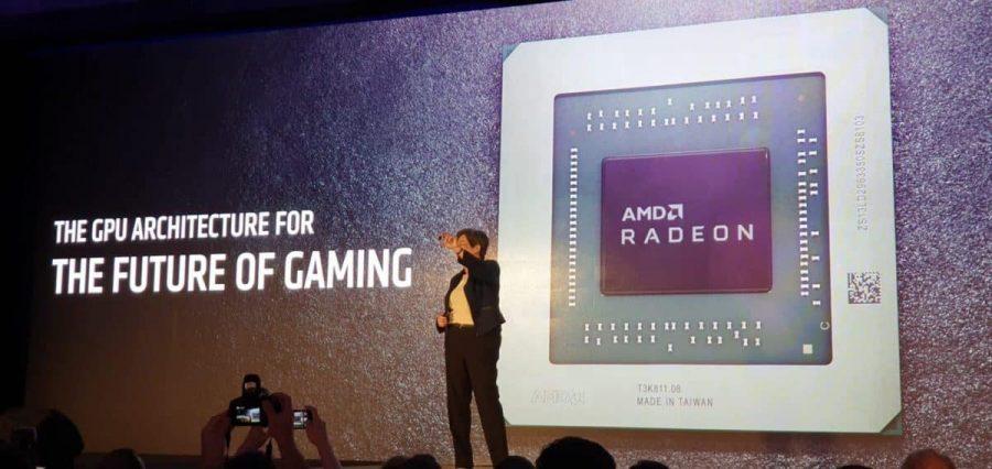 AMD está pronta a
