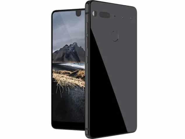 smartphones da Essential