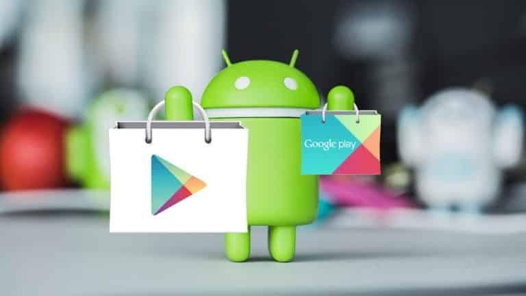 Play Store para a Google