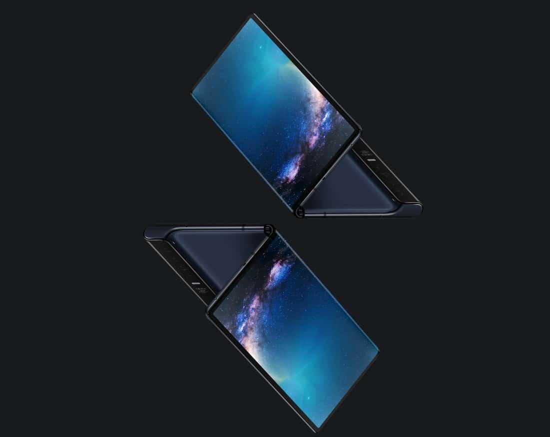 Huawei Mate X tem