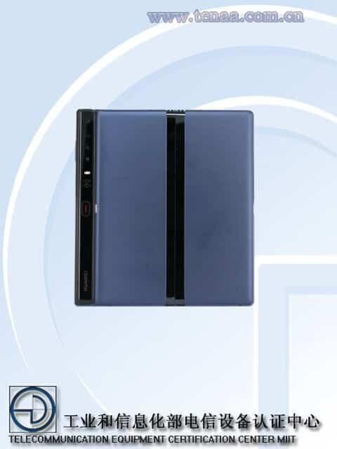 redesenhado Huawei Mate X