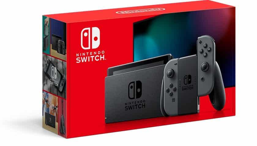 nova nintendo switch!