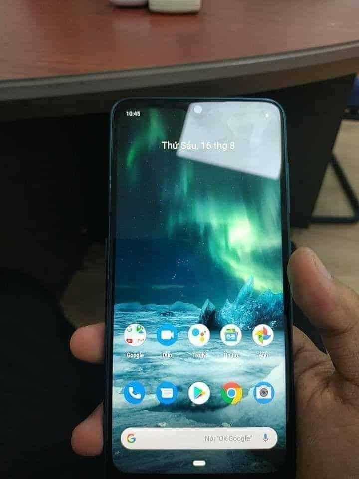 Nokia 7.2: