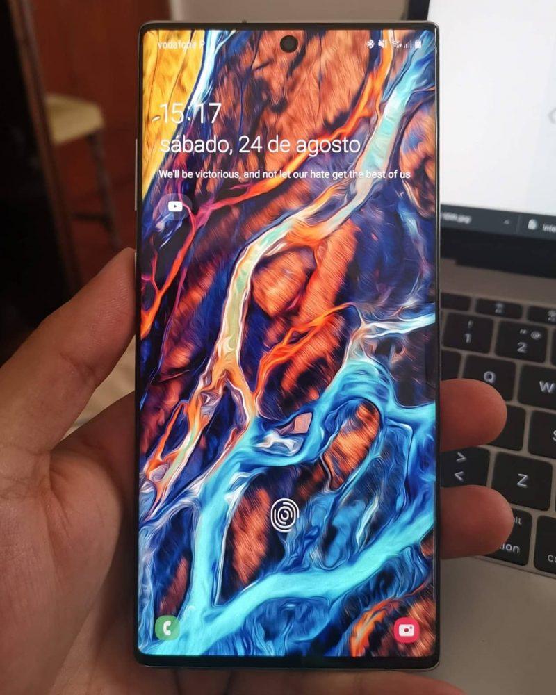 Galaxy Note 10+: