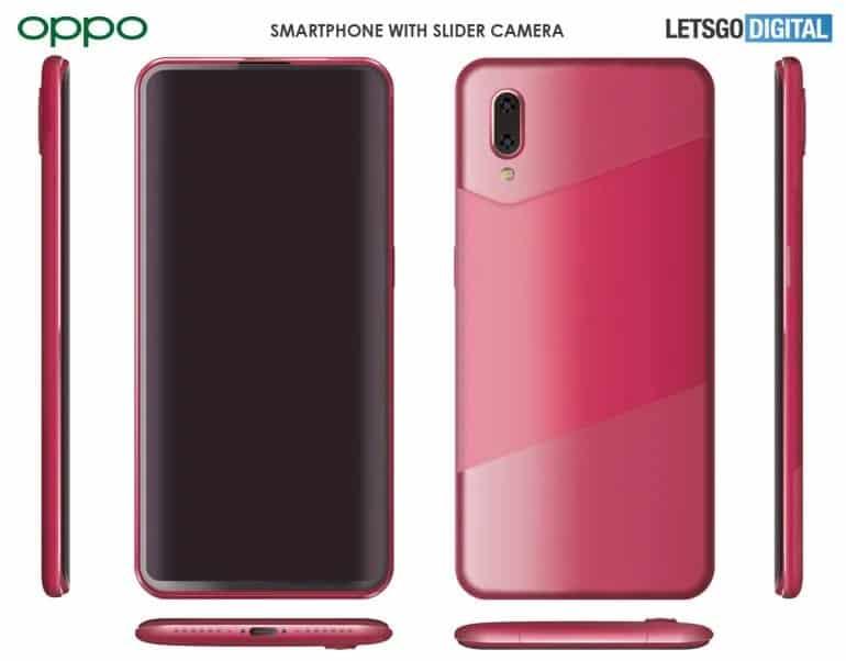 smartphone deslizante