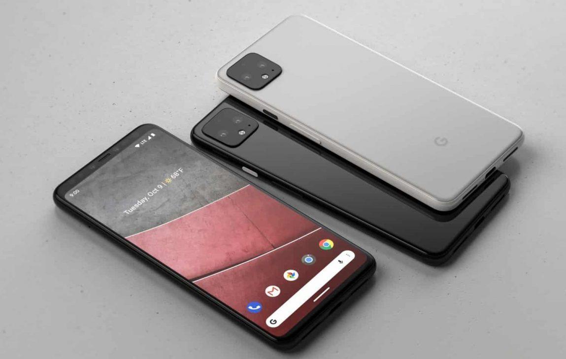 Pixel 4, Google