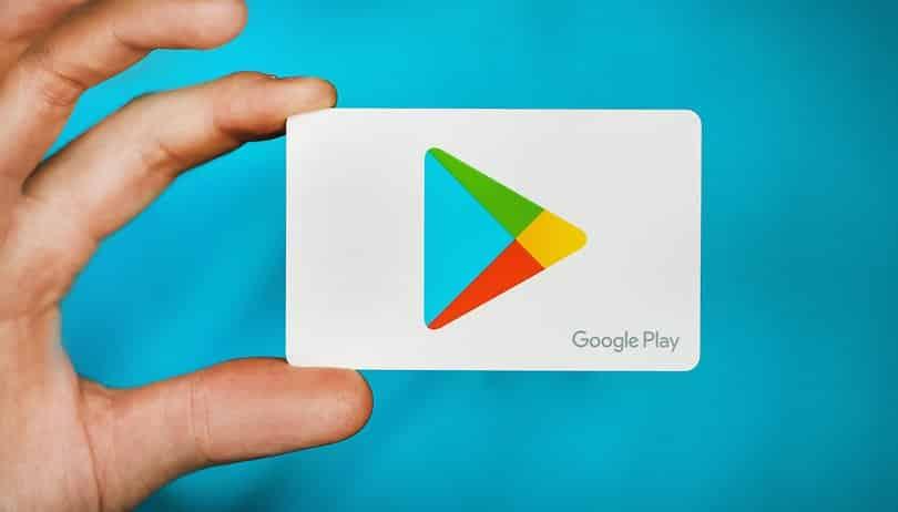 Google Play Store...
