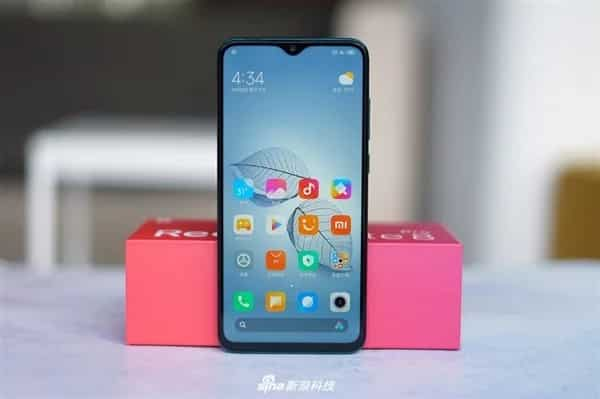Hands-on ao Redmi Note 8