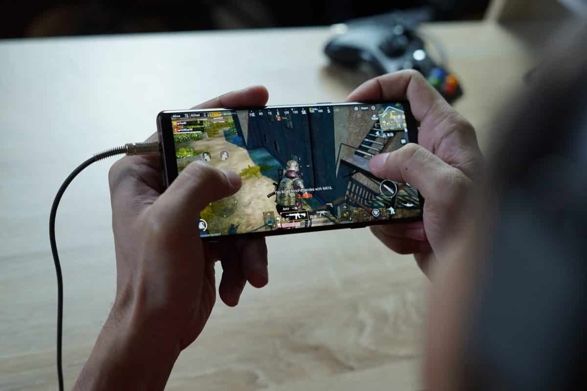 Samsung Galaxy GAming
