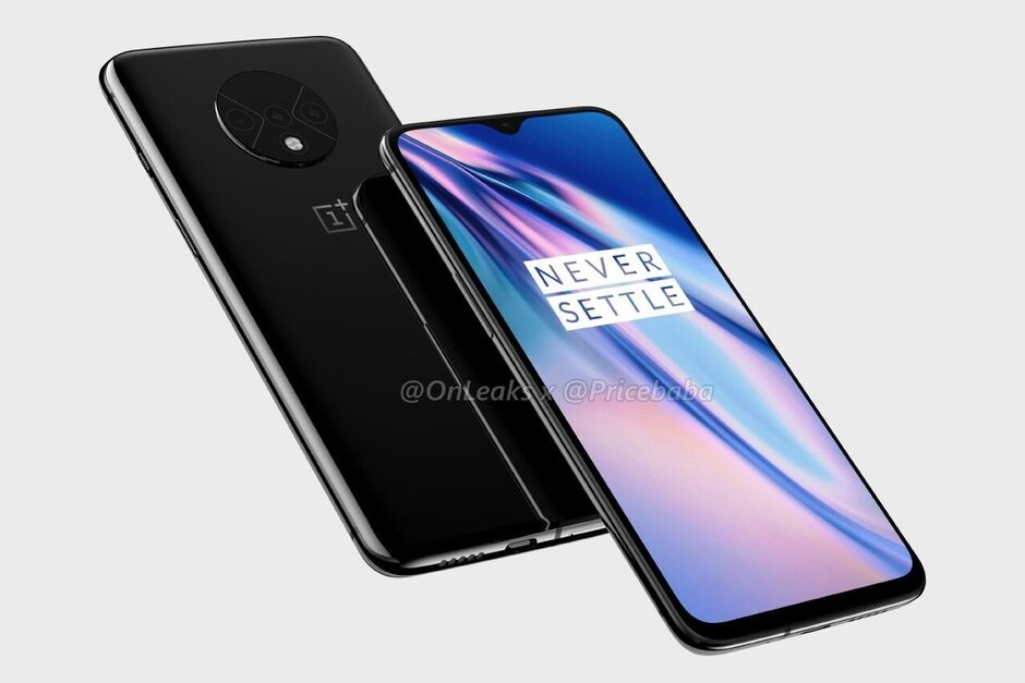 OnePlus 7T a