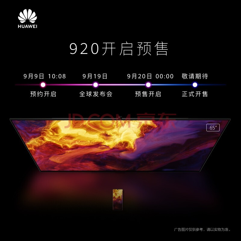 Huawei Smart Screen: