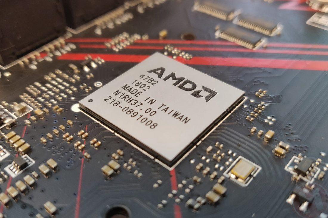 chipset x570 não