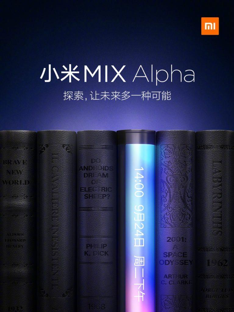 Mi MIX Alpha Snapdragon