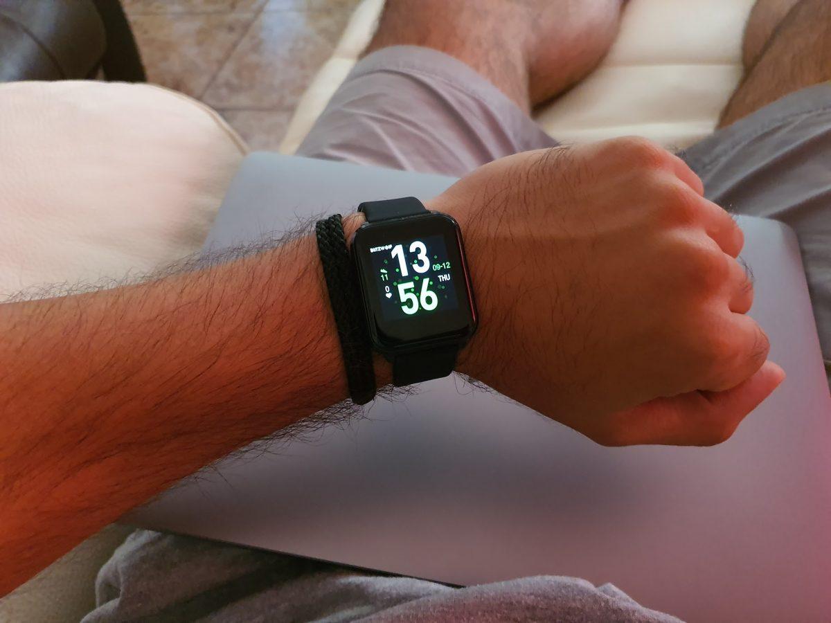smartwatch abaixo