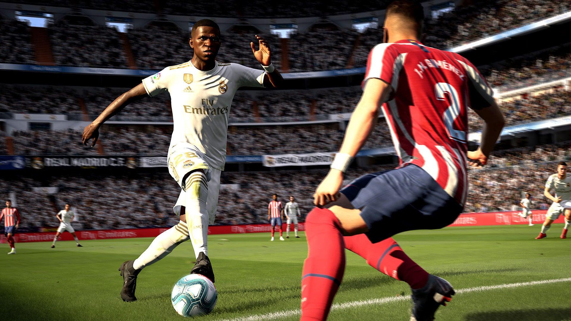 modo carreira FIFA 20