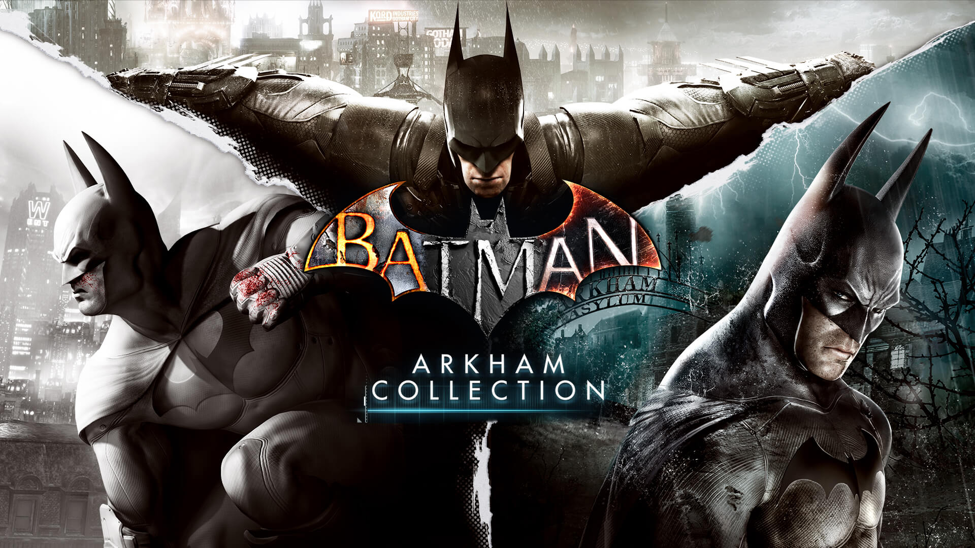 Epic Games Store: 6 Batman games can be purchased for free!