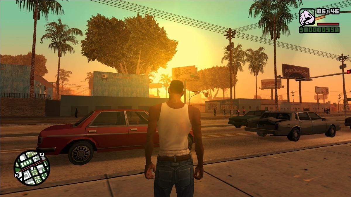 Rockstar lançou o seu próprio launcher! Com a oferta de GTA San Andreas