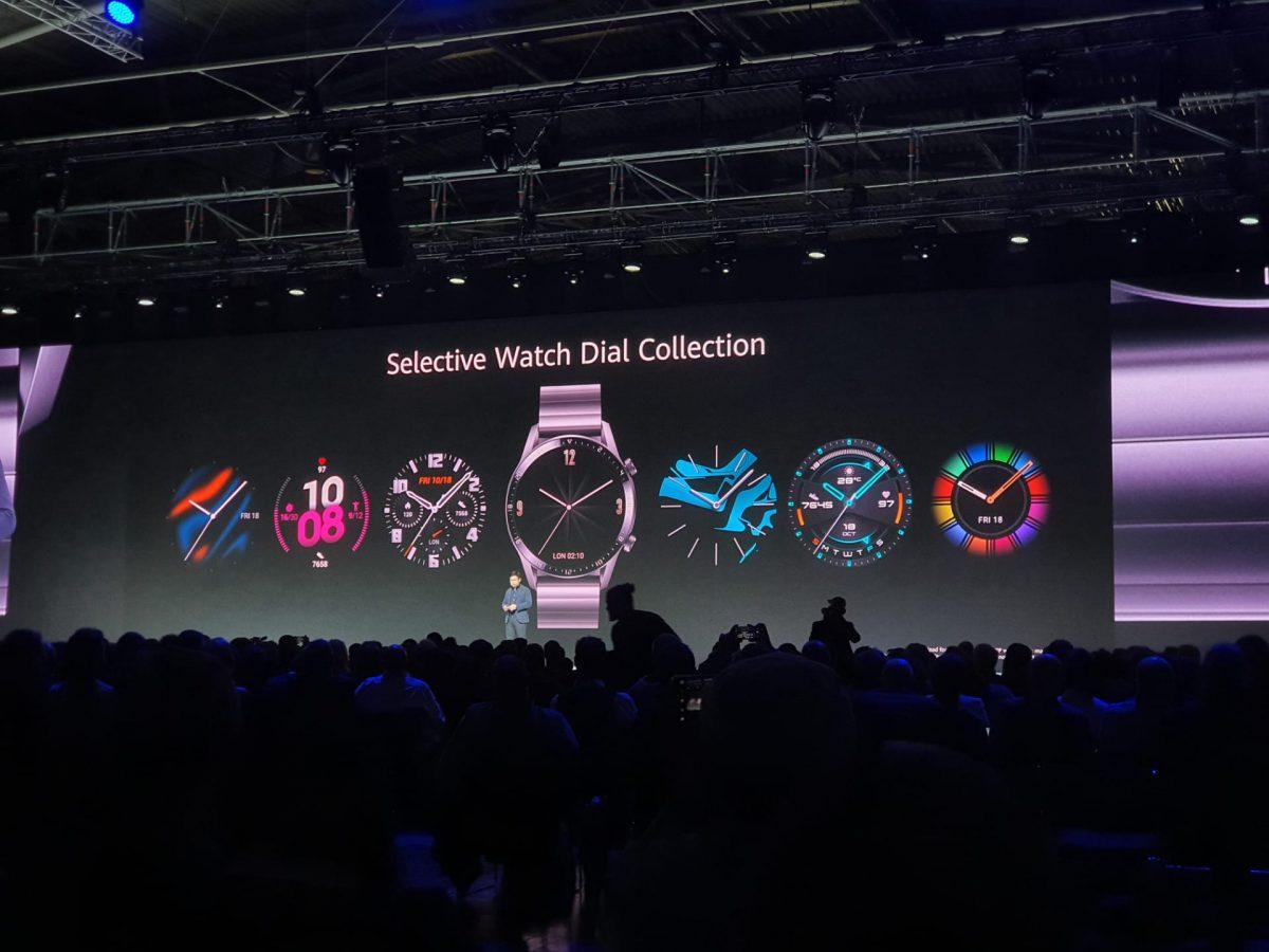 relógio Huawei