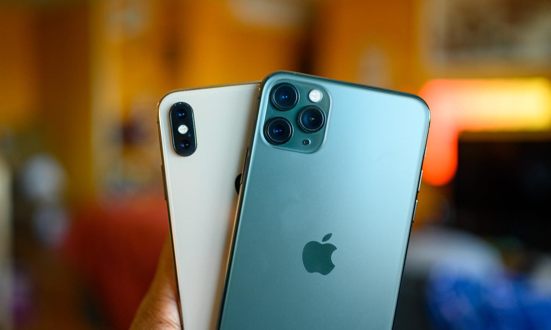 iPhones de 2020