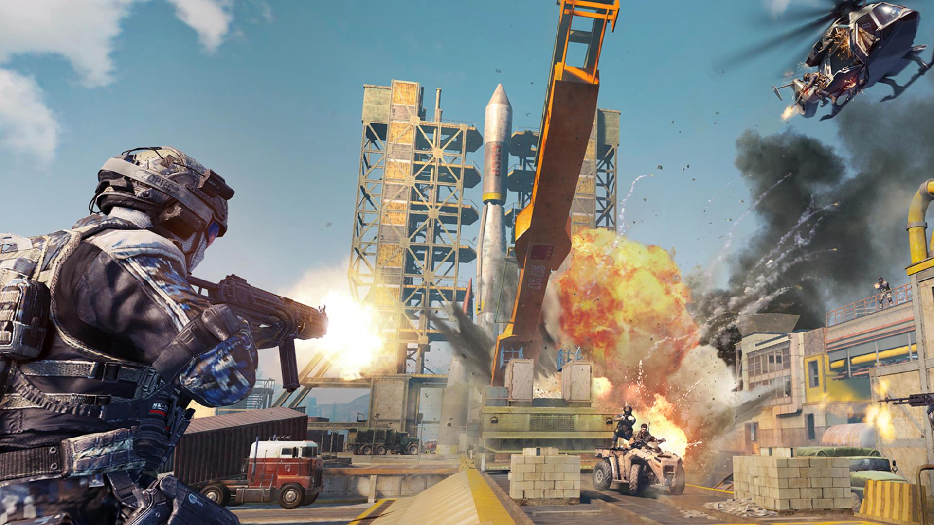 Call Of Duty comando